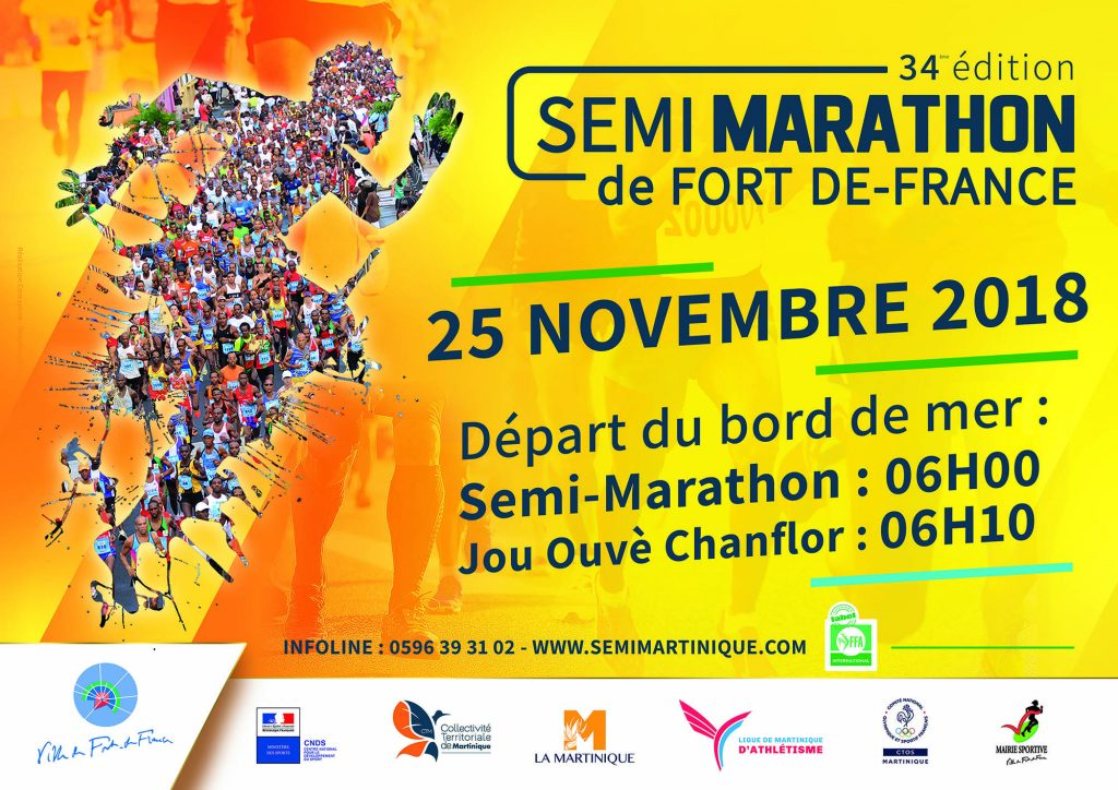 Semi Marathon de Fort-de-France