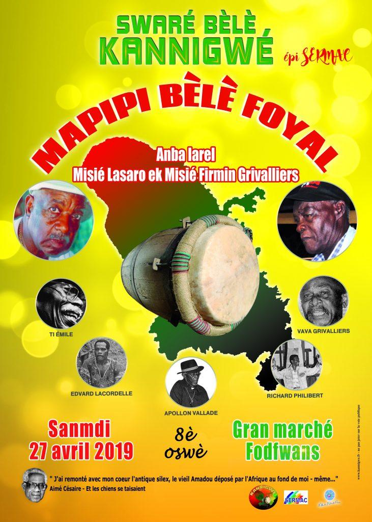 Mapipi Bèlè Foyal